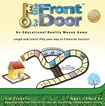 Key to the Front Door - an Educational Reality Money Game