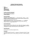 KeyMath 3 Diagnostic Template