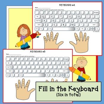 Keyboard Activities (K-2)