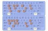 Keyboard BINGO PK-3rd Grade