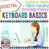Typing Skills with Keyboard Basics
