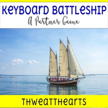 Keyboard Battleship Game