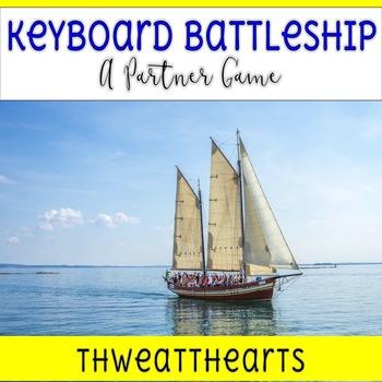 Keyboard Battleship Game