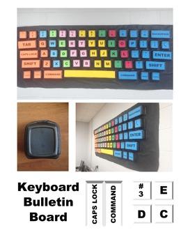 Keyboard Bulletin Board