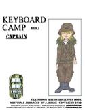 Keyboard Camp (Book 3 Captain)