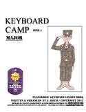 Keyboard Camp (Book 4 MAJOR)