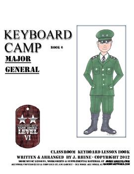 Keyboard Camp (Book 6 MAJOR GENERAL)