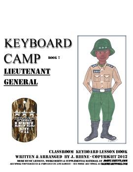 Keyboard Camp (Book 7 LIEUTENANT GENERAL)