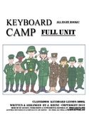 Keyboard Camp (FULL UNIT ALL EIGHT BOOKS!)