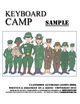 Keyboard Camp (SAMPLER)