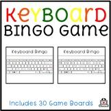 Keyboard Bingo Game