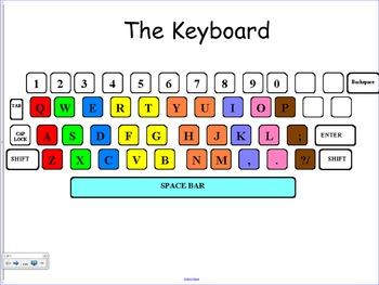Keyboard Games - Bottom Row