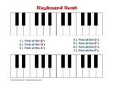 Keyboard Hunt