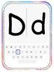 Keyboard Identification Alphabet Letter Posters