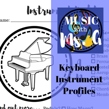 Keyboard Instrument Profiles