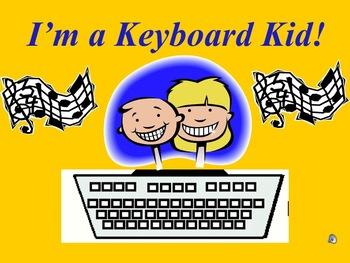 Keyboard Kid (video)