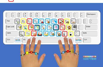 Keyboard Kritters  Poster