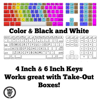 Giant Keyboard Printable Mac