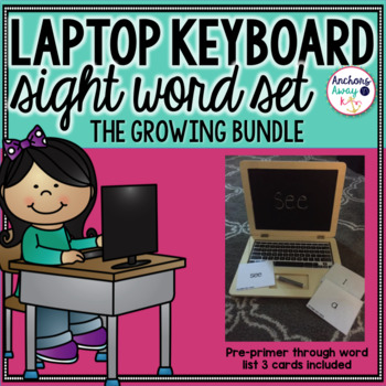 Keyboard Set growing bundle
