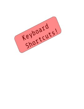 Keyboard Shorcuts