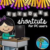 Keyboard Shortcuts for PC