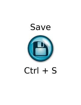 Keyboard Shortcuts Bulletin Board (Windows)