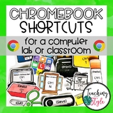 Keyboard Shortcuts for Chromebooks