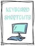 Keyboard Shortcuts for Windows