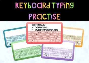 Keyboard Typing Practise