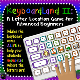 Computer Keyboarding Practice Game: KeyboardLand Adventure