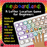 Keyboarding Practice Game: KeyboardLand—The Trick to Findi