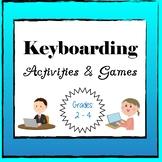 Keyboarding Activities & Games