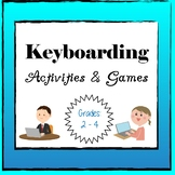 Keyboarding Activities & Games
