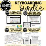 Keyboarding BUNDLE - iPad & Computer Typing Practice Activ