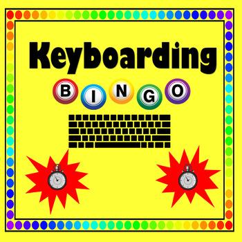 Keyboarding Bingo