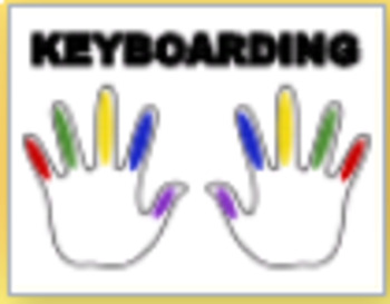 Keyboarding Fingers