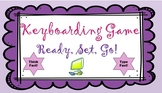 Keyboarding-Computer Games - Ready, Set, Go Game!