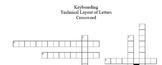 Keyboarding Letter Writing Worksheets Combo Pack