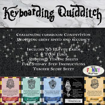 Keyboarding Quidditch