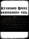 Keyboarding Speed Assessment Tool