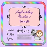 Keyboarding Teacher's Bundle