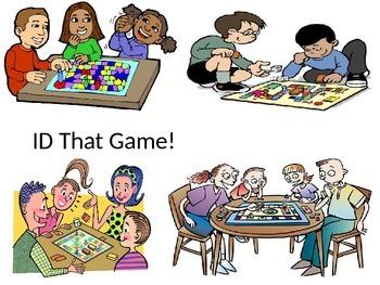 Keyboarding-Typing Games- ID That Game!