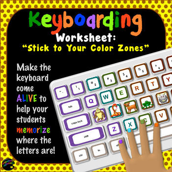 Keyboarding Worksheets | Teachers Pay Teachers