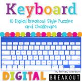 Keyboards Digital Breakout Challenges