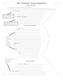 Keyhole Essay Graphic Organizer