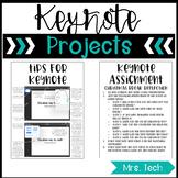 Keynote Projects