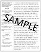 Keys To Punctuation Mini Lessons & Homework /Commas: Series & Compound Sentences