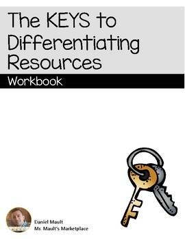 Keys to Differentiating Your Resources