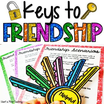 Keys to Friendship activity