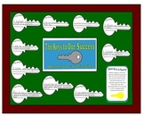 Keys to Success Bulletin Board